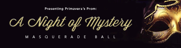 Online High School Has Officially Announced Our Second Annual Prom And Youre Invited This Years Theme Is A Night Of Mystery Masquerade Ball