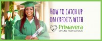 Credit recovery through Primavera Online High School
