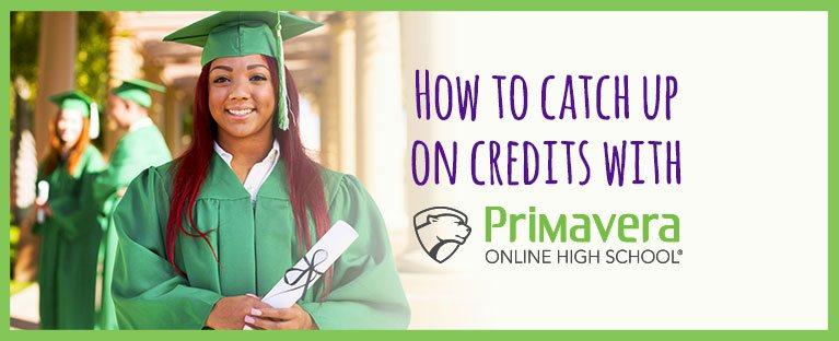 Credit recovery through Primavera Online High School