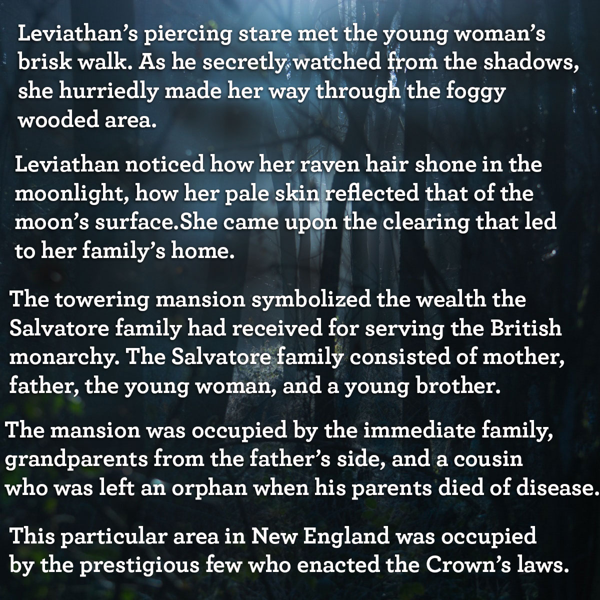 The Queen of Leviathan