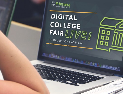 Primavera's 2020 Digital College Fair