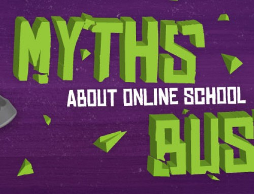 6 Myths About Online School Busted