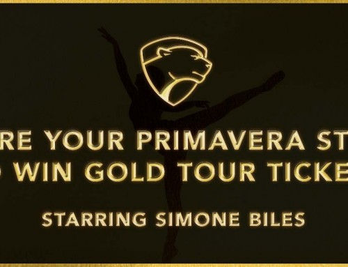 We have tickets to see the GOAT Simone Biles, details here: